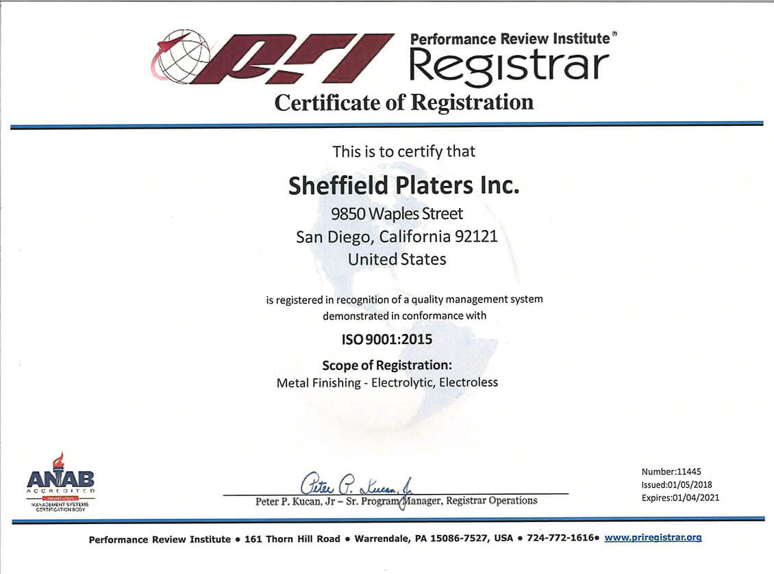 ISO-Certificate- 2015-Sheffield-Platers